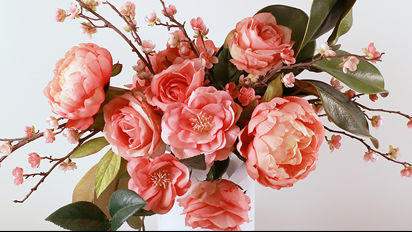 Featured Project: Pantone™ Floral Arrangement