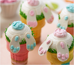 Cupcake Making