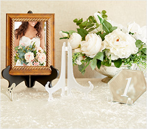 Easels & Plate Holders