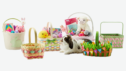 40% OFF Easter Baskets