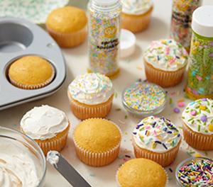 Sprinkles & Decorations