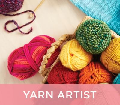 Yarn Artist