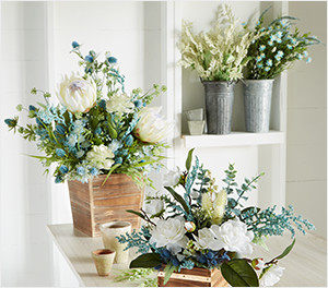 Floral Stems, Bushes and Picks