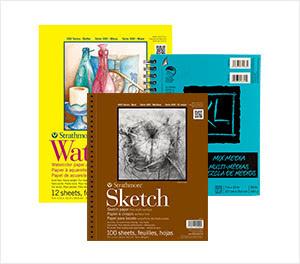 Artist Pads & Paper