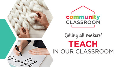 Teach what you love. Earn extra money, too. Learn More