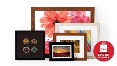 70% OFF ALL Belmont Frames & Shadow Boxes by Studio Décor®. Buy Online Pick Up In-Store