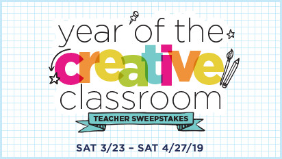 Teachers: Enter for a chanc to win classroom supplies!