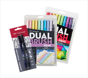 Tombow® Markers & Pens