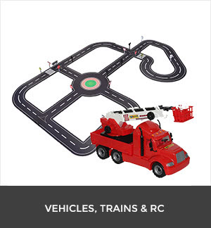 Vehicles, Trains & RC