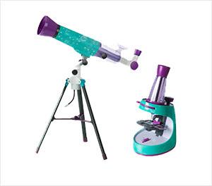 Microscopes & Telescopes