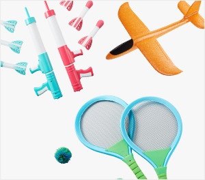 Summer Toys & Games
