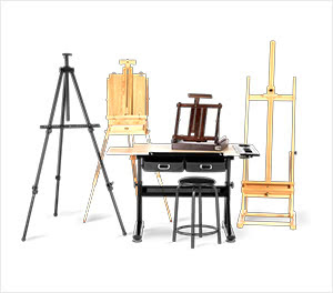 Art Desks & Easels