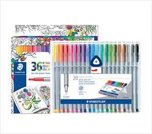 Staedtler® Pens, Markers, & Pencils