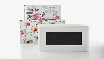 40% OFF ALL Baskets & Decorative Boxes