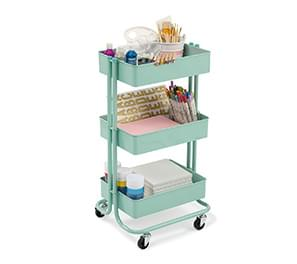Carts, Totes & Drawer Units