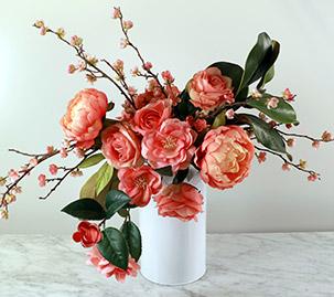 Pantone Floral Arrangement