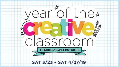 Teachers: Enter for a chanc to win classroom supplies!